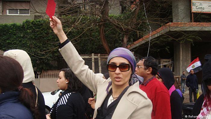 التحرش الجنسي في مصر- أداة لإبعاد المرأة عن المشاركة السياسية