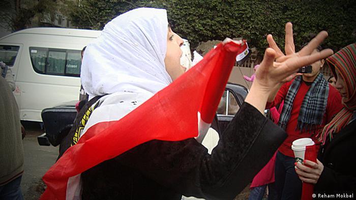 Repression Ägypten Kairo sexuelle Gewalt sexuelle Belästigung Übergriff Frauen Recht Mohandseen