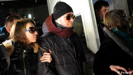 Bolshoi Ballet's Sergei Filin heads to Germany for treatment | News | DW.DE | 04.02.2013