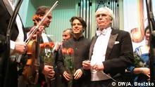Konzert Osnabrrücker Symphoniker und Wolgograder Philharmoniker in Wolgograd