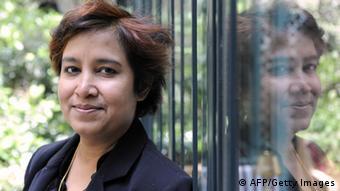 Taslima Nasrin (Photo: STEPHANE DE SAKUTIN/AFP/Getty Images)