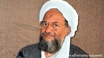 Наступник Бен Ладена на чолі Аль-Каїди Айман аль-Завахірі