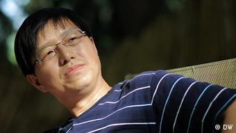 Porträt von Hu Yong (Foto: DW)