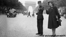 ZU: Pariserinnen dürfen jetzt auch offiziell Hosen tragen
