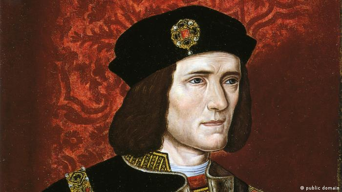 King Richard III. Public domain