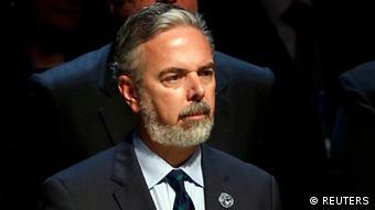 Antonio de Aguiar Patriota Aussenminister Brasilien 2013