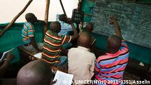 Afrika Goma Kongo Kindersoldaten Resozialisierung