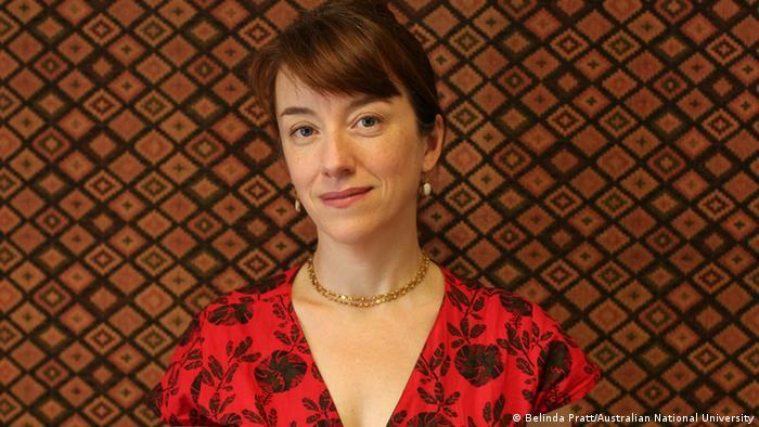 Emily Banks, Professor of Epidemiology and Public Health, Australian National University (Photo: Belinda Pratt/Australian National University)