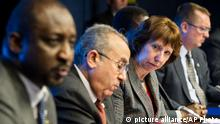 Brüssel EU Mali Konferenz Catherine Ashton