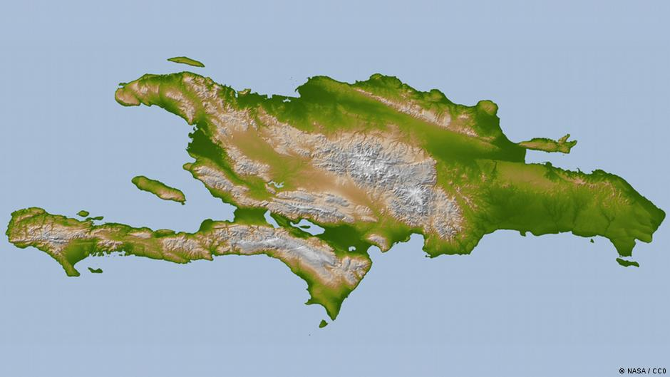 Haiti And The Dominican Republic One Island Two Worlds