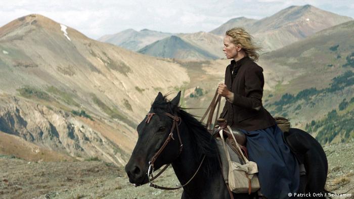 صحنهای از فیلم طلا با بازیگری نینا هس