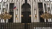 Verteidigungsministerium Russland in Moskau