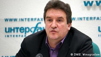 Сергій Кривенко, член Ради з прав людини при президенті Росії