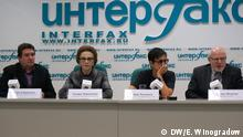 Russland Rat für Entwicklung der Zivilgesellschaft und Menschenrechte