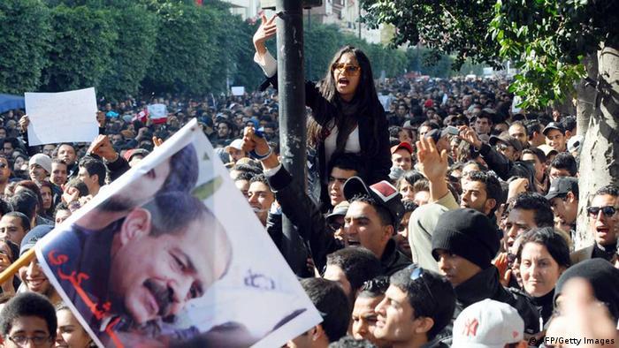 Ermordung Shokri Belaid Politiker Tunesien
