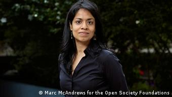 Amrit Singh ©Marc McAndrews for the Open Society Foundations