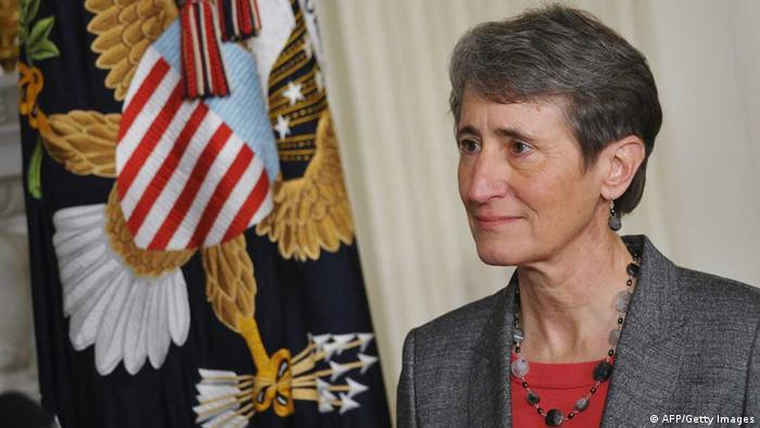 Sally Jewell (Foto: AFP/Getty Images)