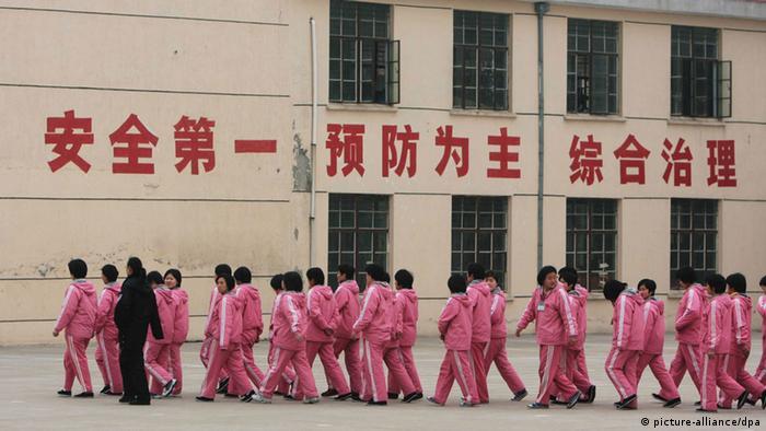 Lagăr de reeducare pentru femei în China comunistă