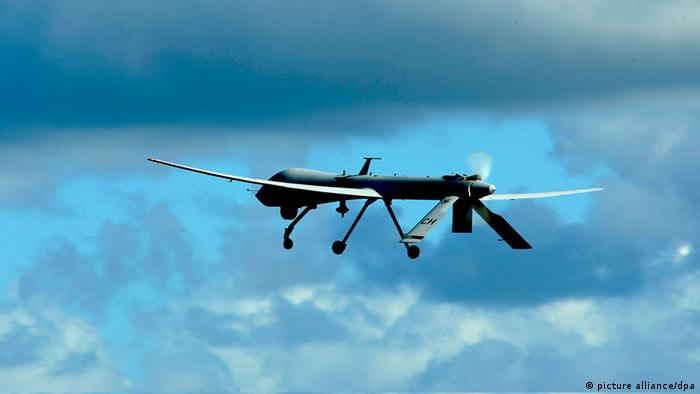 RQ-1 Predator drone (c) picture-alliance/dpa