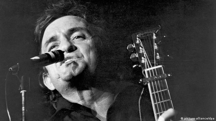 USA Johnny Cash (picture-alliance/dpa)