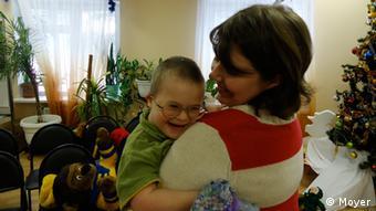 Dijete s Downovim sindromom u vrtiću
