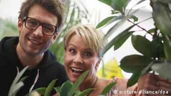 Daniel Hartwich und Sonja Zietlow moderieren das Dschungelcamp
