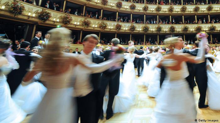 Wiener Opernball 2012 (Getty Images)