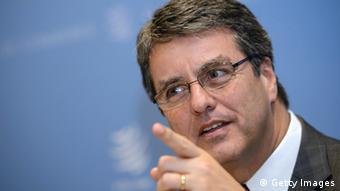 Brasilien WTO Roberto Azevedo