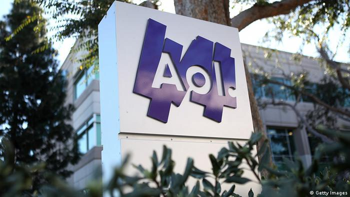 Logo AOL (Getty Images)