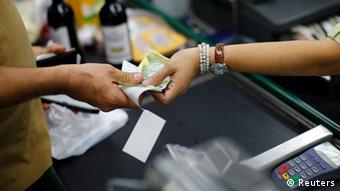 Venezuela Währung Bolívar Fuerte