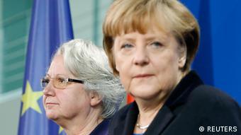 Меркель прийняла відставку Шаван з дуже важким серцем