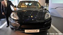 Porsche Cayenne (Getty Images)