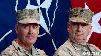 Joseph Dunford neuer NATO Kommandant in Afghanistan