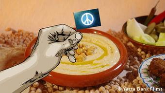 Berlinale 2013 Make Hummus Not War