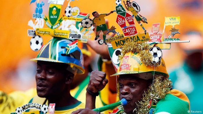 Au Burkina Faso aussi, les supporters suivent les compétitions avec passion