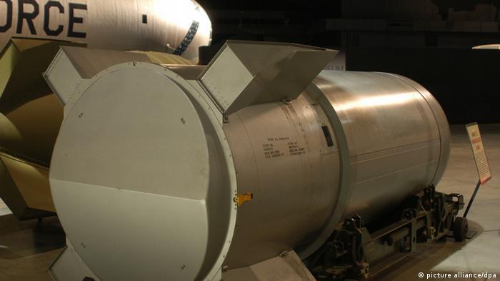 Países estão modernizando arsenais nucleares