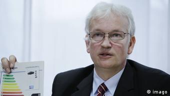 Ο Γύργκεν Ρες, διευθυντής της οργάνωσης Βοήθεια για το Περιβάλλον