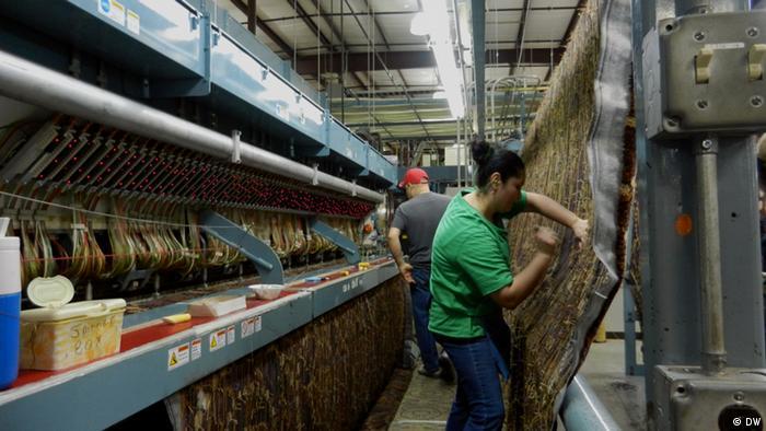 Tekstilna radnica