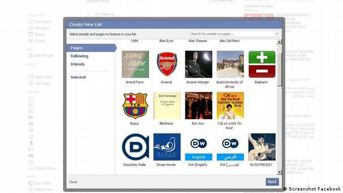 Facebook-Sicherheit Facebook Einstellungen für mehr Sicherheit