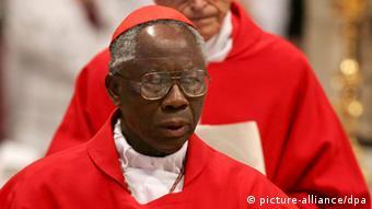 Председатель Папского совета справедливости и мира Питер Тарксон