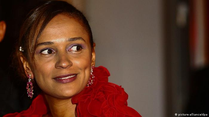 Isabel dos Santos (picture-alliance/dpa)