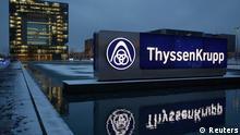 ThyssenKrupp AG Firmensitz in Essen