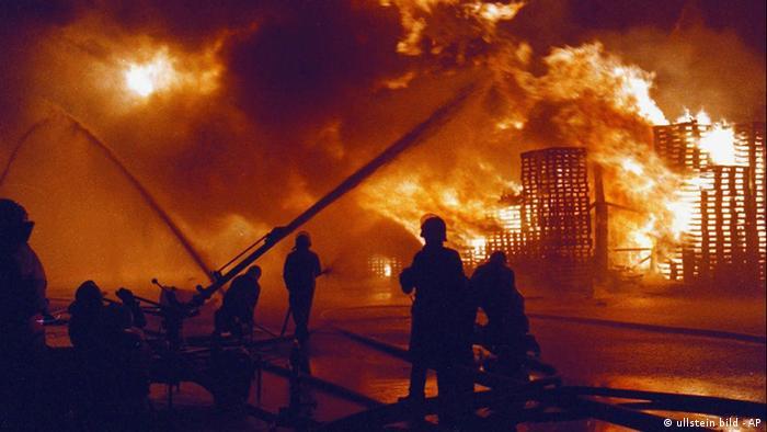 Ao lado de Tchernobil, incêndio da Sandoz foi pior acidente ambiental da Europa
