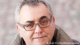 Jürgen Knirsch Sprecher von Greenpeace