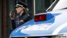 Deutschland Polizistin