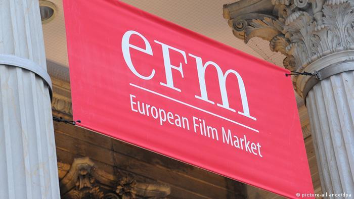Industria y mercado del cine en Berlín: el EFM en el antiguo Martin-Gropius-Bau.