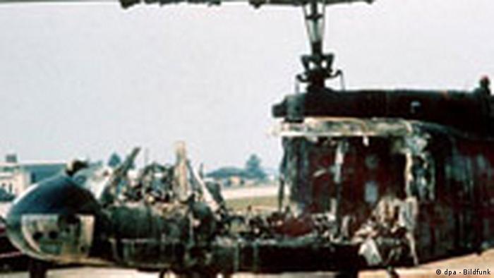 Finalul operațiunii de eliberare a ostaticilor