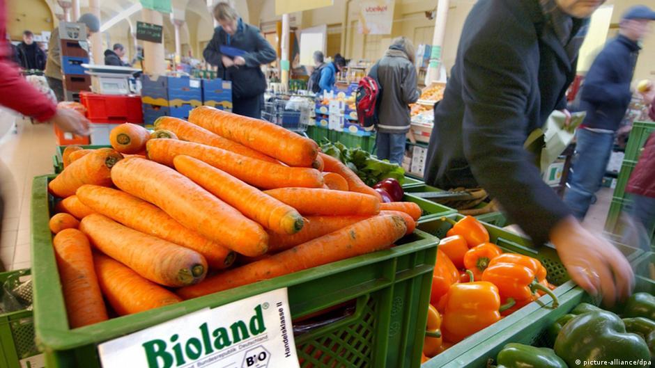 Mercado Bio en Alemania