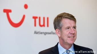 Ο επικεφαλής της TUI Φριτς Γιούσεν
