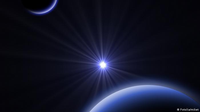 Weltraum (Foto: miket/Fotolia)